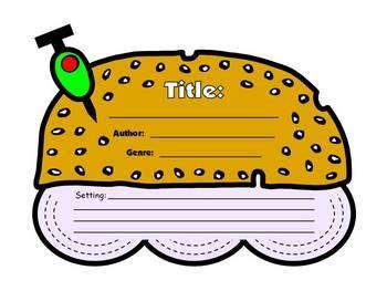 Hamburger Book Report - Chandler Unified School District